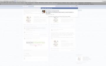 Facebookfanpost